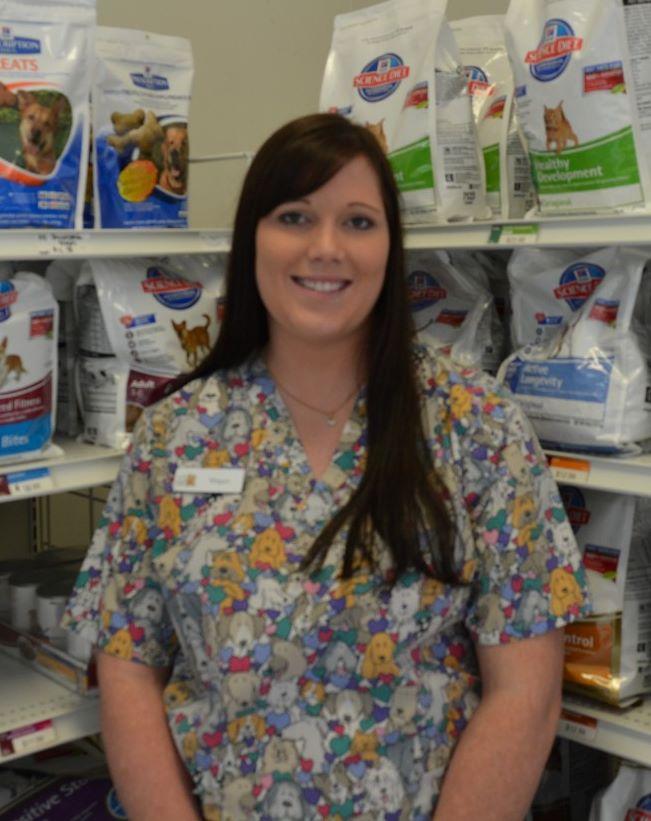 Dayton Animal Clinic - Dayton, VA - Our receptionist, Megan