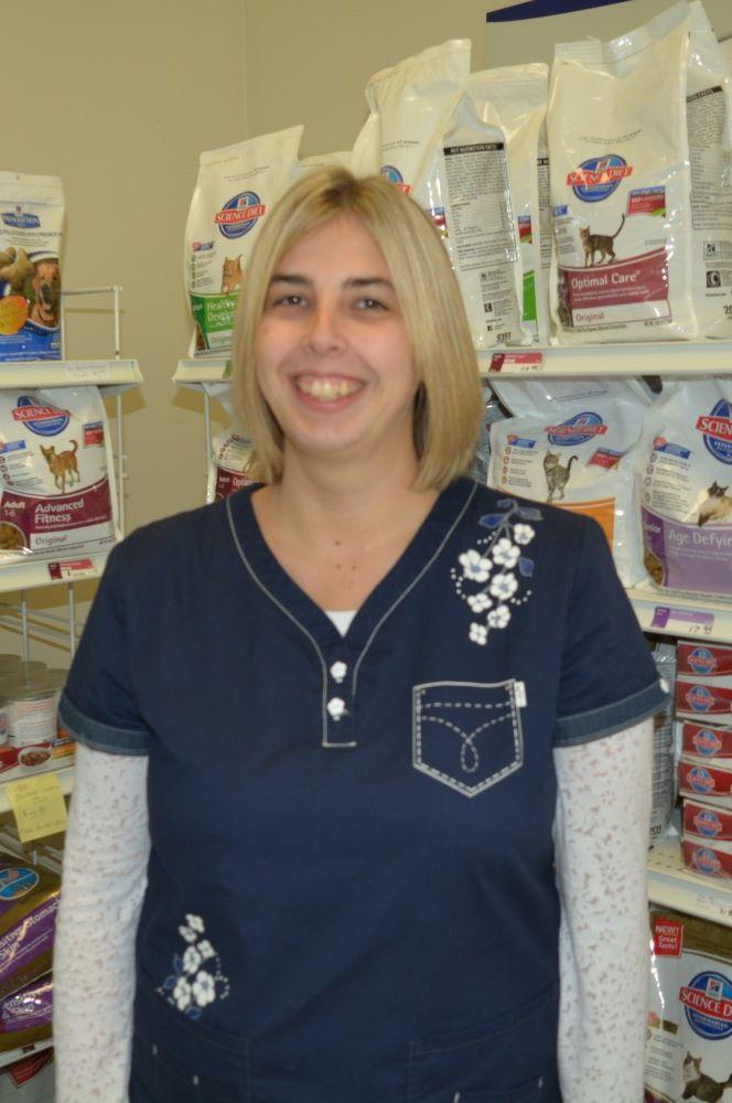 Dayton Animal Clinic - Dayton, VA - Our office manager, Amanda